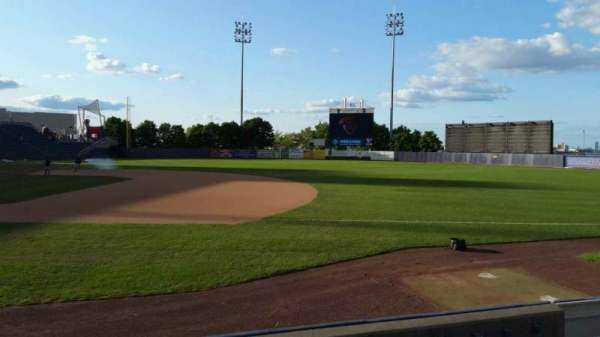Richmond County Bank Ballpark, section: 14, row: G, seat: 12