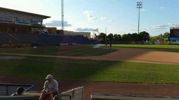 Richmond County Bank Ballpark, section: 14, row: G, seat: 24