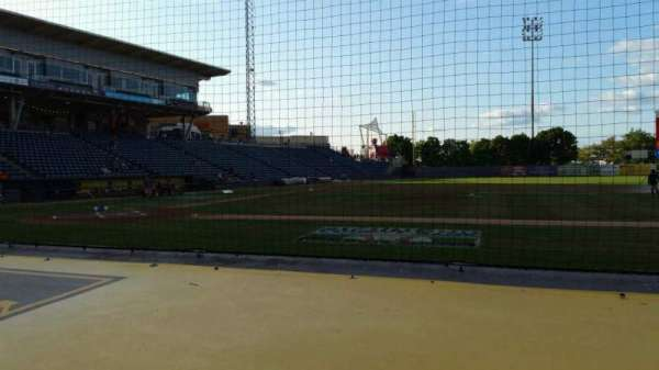 Richmond County Bank Ballpark, section: 12, row: D, seat: 11