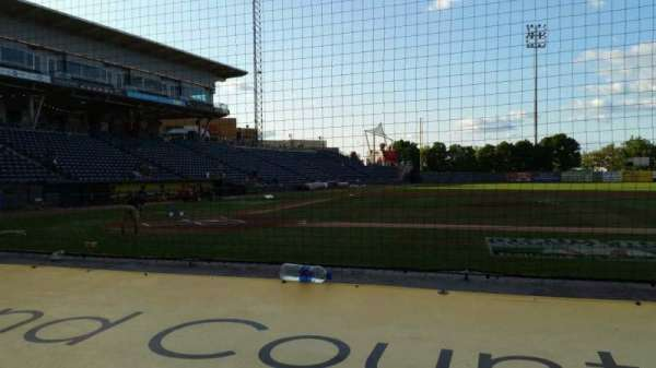 Richmond County Bank Ballpark, section: 12, row: D, seat: 22