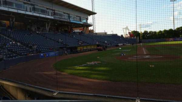 Richmond County Bank Ballpark, section: 11, row: E, seat: 19