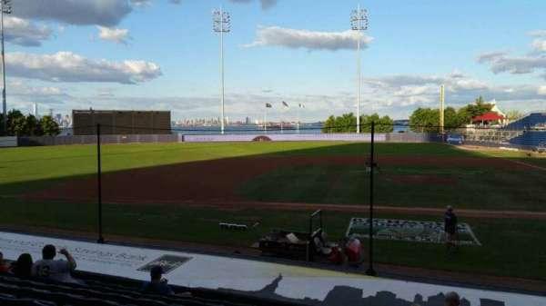 Richmond County Bank Ballpark, section: 6, row: M, seat: 1