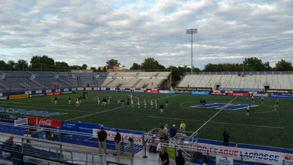 James M. Shuart Stadium, section: 4, row: T, seat: 1