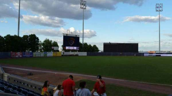Richmond County Bank Ballpark, section: 4, row: F, seat: 24