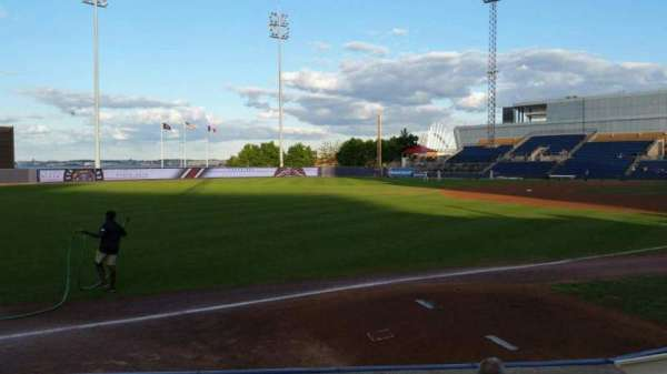 Richmond County Bank Ballpark, section: 2, row: F, seat: 9