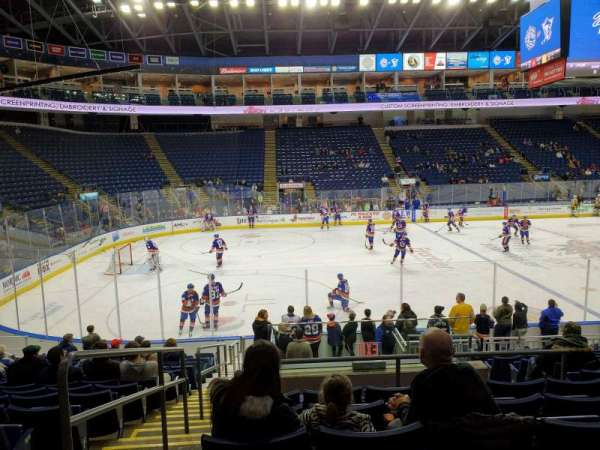 Webster Bank Arena, section: 104, row: L, seat: 24