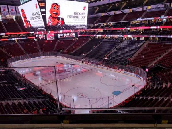 Prudential Center, section: 117, row: 2, seat: 13