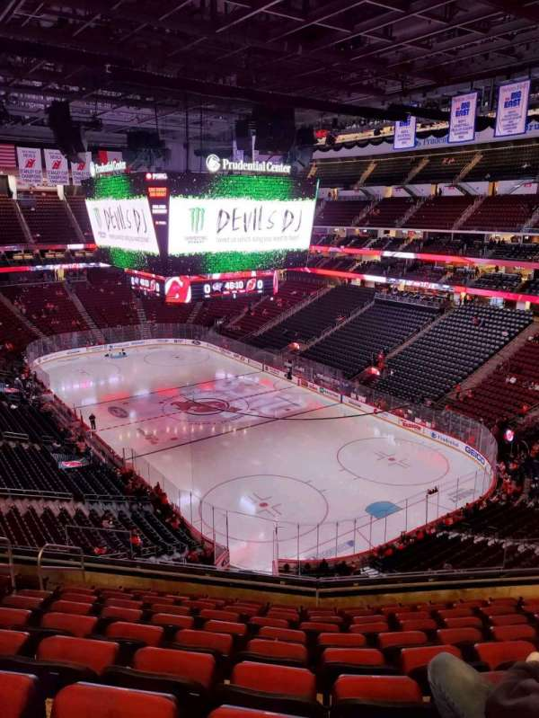 Prudential Center, section: 117, row: 10, seat: 10