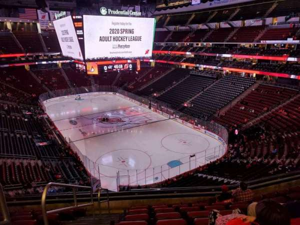 Prudential Center, section: 118, row: 8, seat: 15