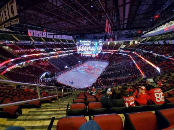 Prudential Center, section: 123, row: 12, seat: 17