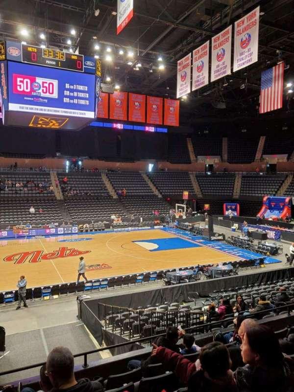Nassau Veterans Memorial Coliseum, section: 103, row: 6, seat: 14