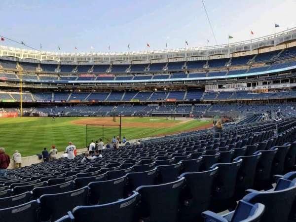Yankee Stadium, section: 130, row: 22, seat: 23
