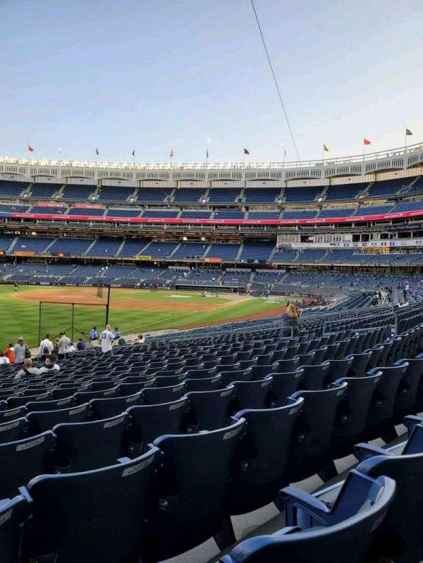Yankee Stadium, section: 130, row: 22, seat: 22