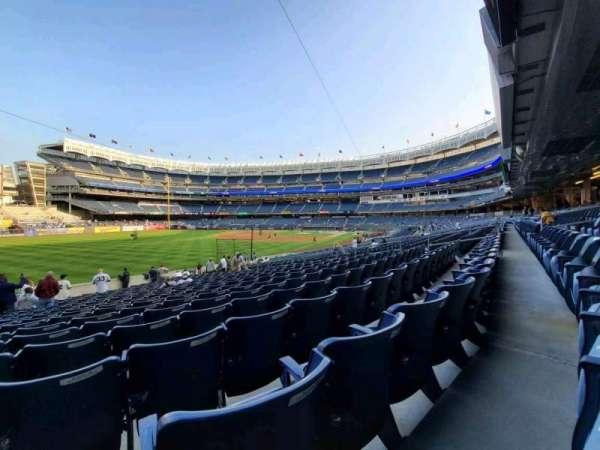 Yankee Stadium, section: 130, row: 22, seat: 17