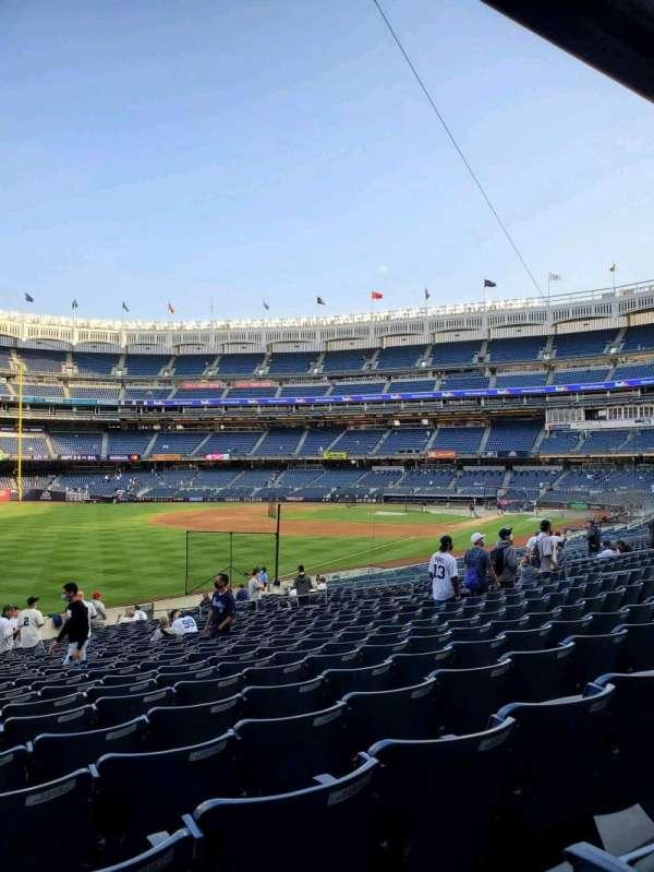 Yankee Stadium, section: 130, row: 24, seat: 24