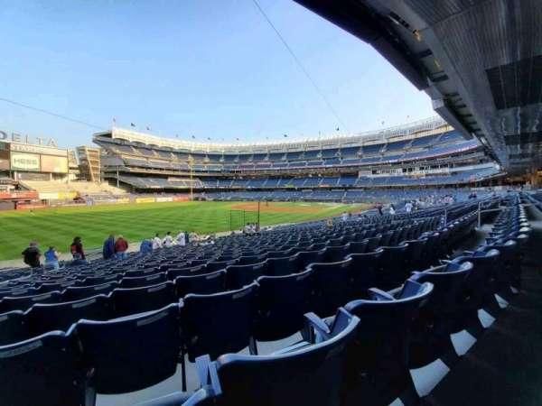 Yankee Stadium, section: 130, row: 24, seat: 19