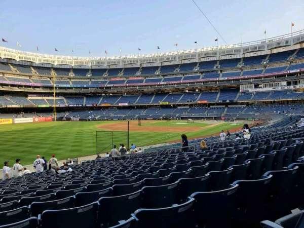 Yankee Stadium, section: 130, row: 24, seat: 18
