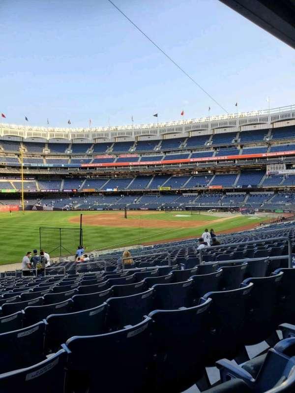 Yankee Stadium, section: 130, row: 24, seat: 9