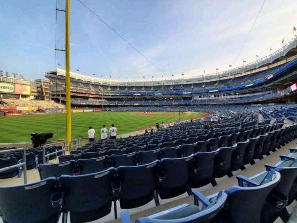 Yankee Stadium, section: 131, row: 16, seat: 19