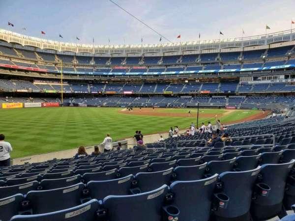 Yankee Stadium, section: 131, row: 16, seat: 13