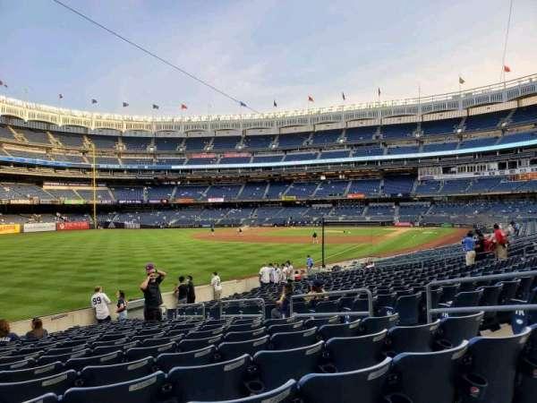 Yankee Stadium, section: 131, row: 16, seat: 8