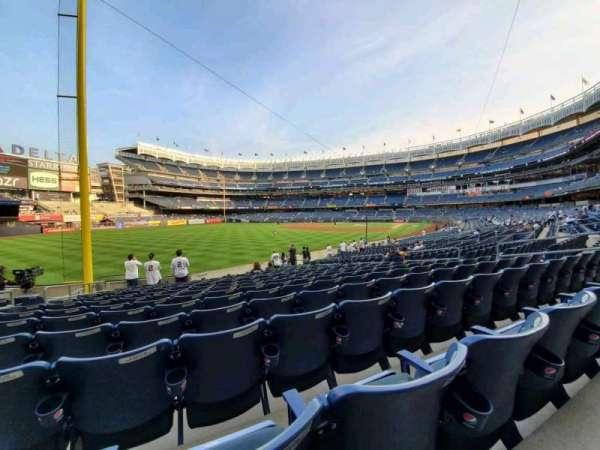 Yankee Stadium, section: 131, row: 16, seat: 14