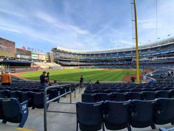 Yankee Stadium, section: 132, row: 12, seat: 21