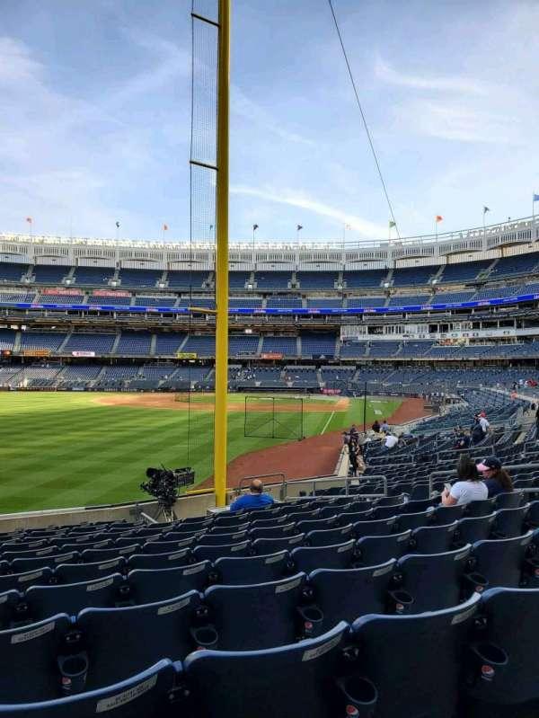 Yankee Stadium, section: 132, row: 12, seat: 13