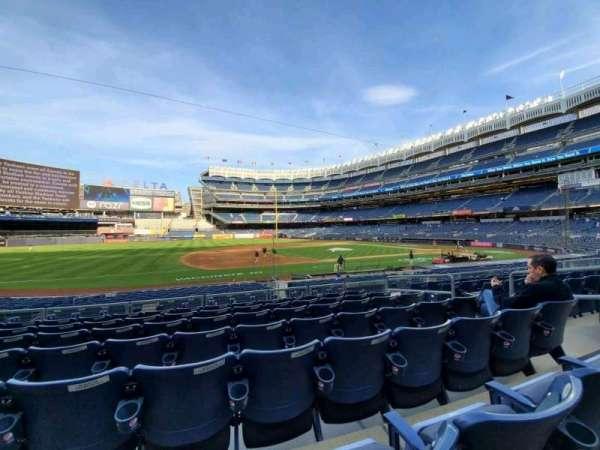 Yankee Stadium, section: 126, row: 7, seat: 7