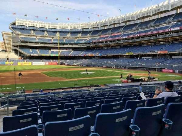 Yankee Stadium, section: 125, row: 9, seat: 14
