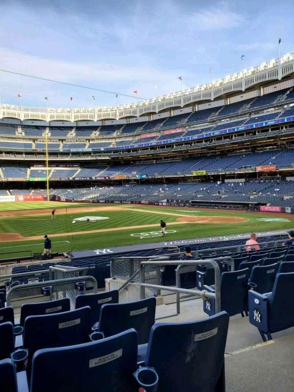 Yankee Stadium, section: 125, row: 9, seat: 3