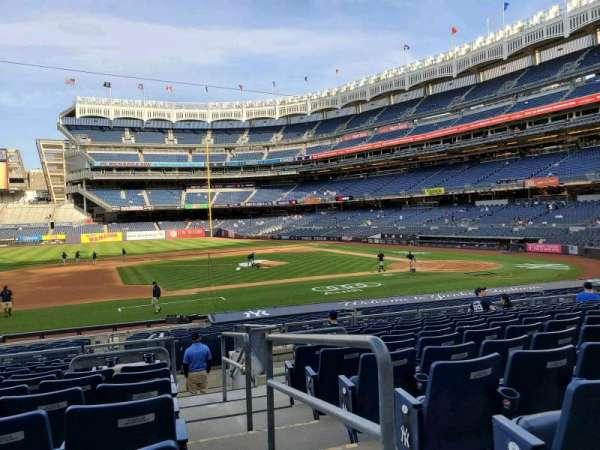 Yankee Stadium, section: 125, row: 11, seat: 1