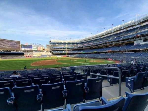 Yankee Stadium, section: 125, row: 11, seat: 2