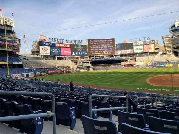 Yankee Stadium, section: 125, row: 12, seat: 7