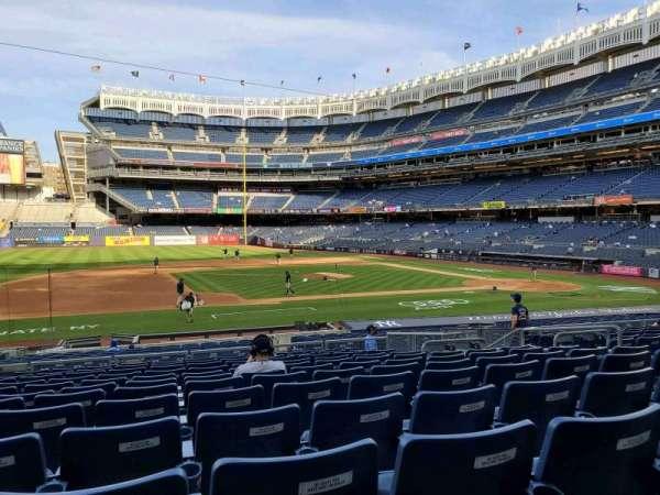Yankee Stadium, section: 125, row: 12, seat: 6