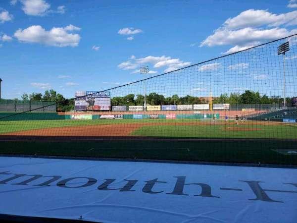 Northeast Delta Dental Stadium, section: 105, row: G, seat: 10