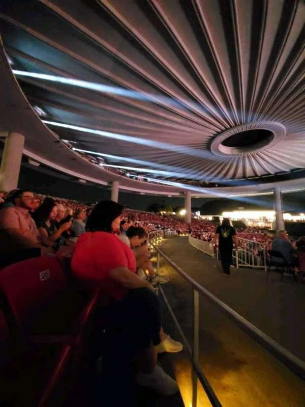 PNC Bank Arts Center, section: 301, row: A, seat: 30