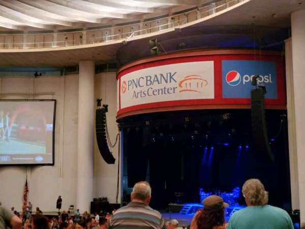 PNC Bank Arts Center, section: 301, row: A, seat: 32