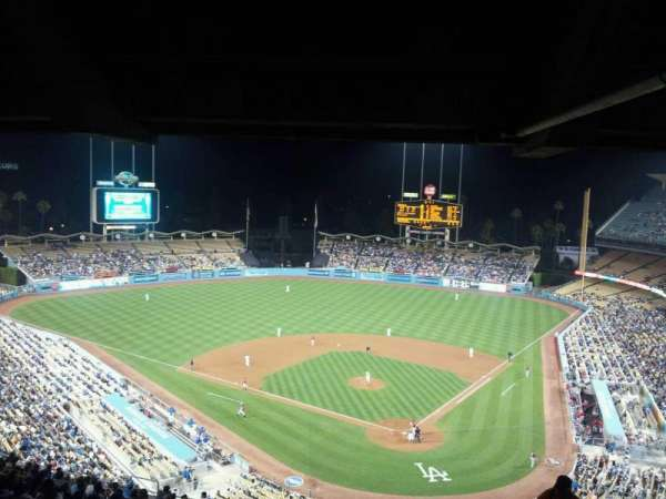 Dodger Stadium, section: 5TD