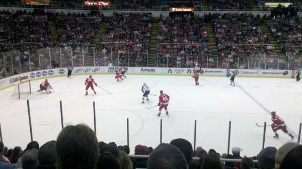joe louis arena, section: 123, row: 13, seat: 11