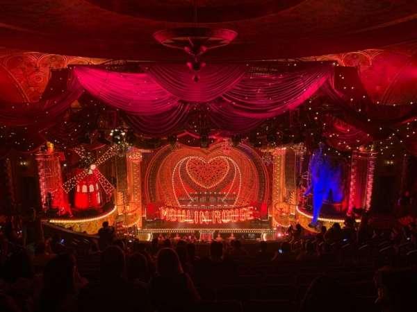 Al Hirschfeld Theatre, section: Mezzanine C, row: R, seat: 105