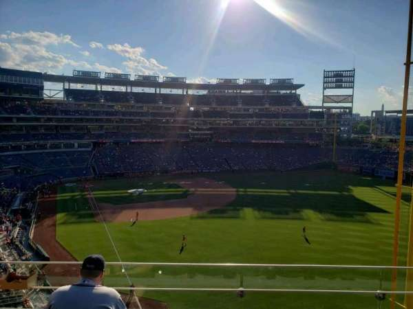 Nationals Park, section: 232, row: D, seat: 6