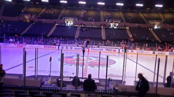 Nassau Veterans Memorial Coliseum, section: 3, row: 9, seat: 7