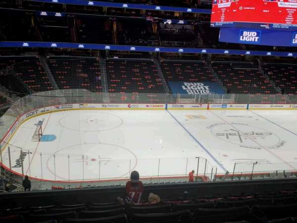 Capital One Arena, section: 228, row: G, seat: 4