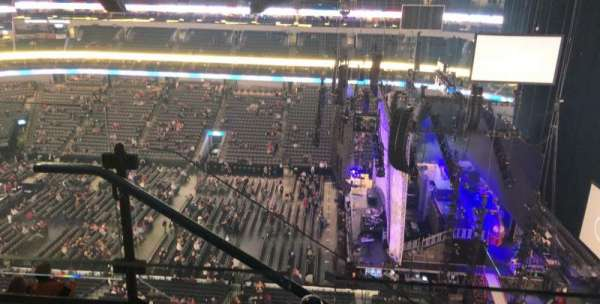 American Airlines Center, section: 308, row: G, seat: 18