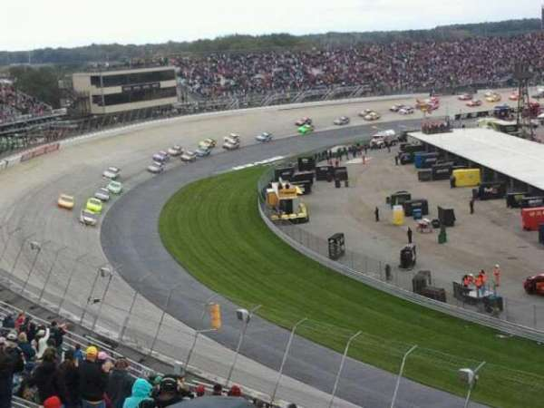 Dover International Speedway, section: 207, row: 24, seat: 17