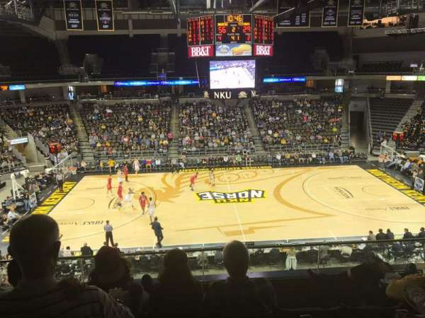 BB&T Arena, section: 202