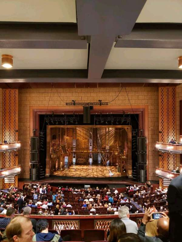 Walt Disney Theatre - Dr. Phillips Center, section: 8, row: F, seat: 117