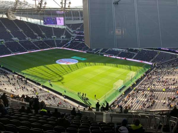 Tottenham Hotspur Stadium, section: 520, row: 20, seat: 669