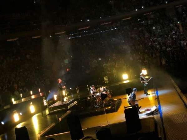 Madison Square Garden, section: 115, row: 7, seat: 6